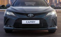 ToyotaCamry нью