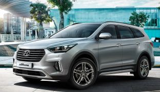 hyundai grand-santafe